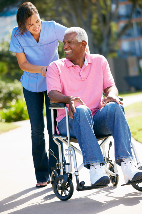 you want to make sure that your home health aide is certified most are either certified home health aides or certified personal care aides