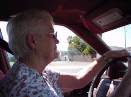 Senior Citizen Driving