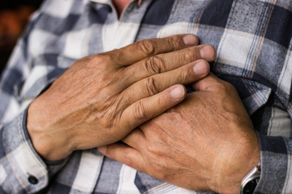 caring for seniors with CHF