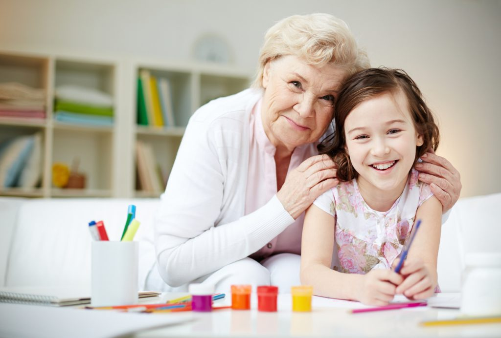 intergenerational caregiving