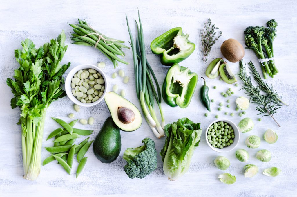 foods that may stop signs of aging