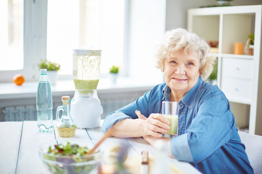 nutrition in the elderly