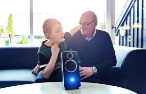 Staying Independent: Smart Speakers for Seniors