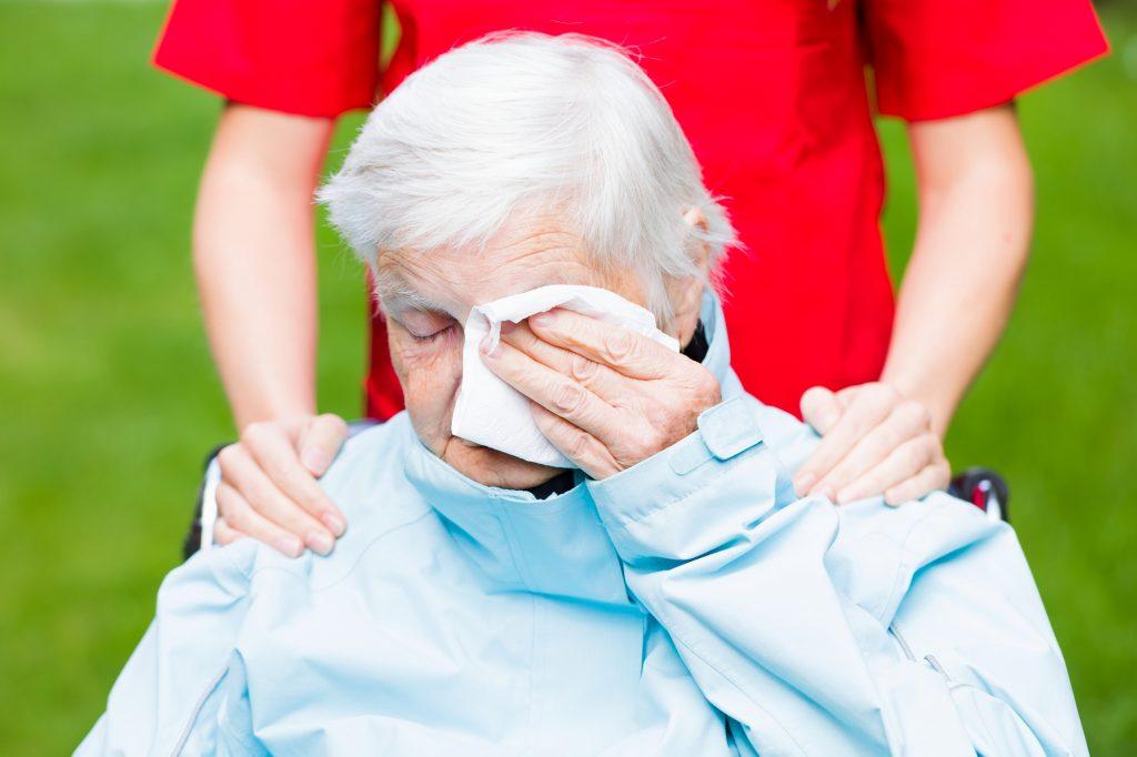 Senior mental health and ageism