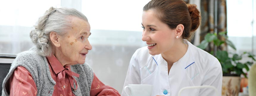 types of in home healthcare services available