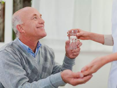 in home personal care for seniors