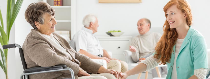 using long term care benefits of in home healthcare