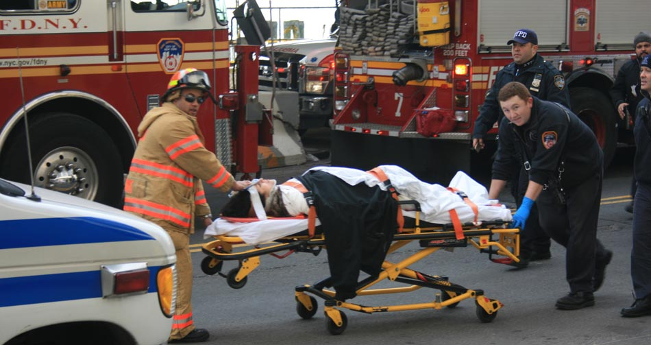 caregivers for car accident victims