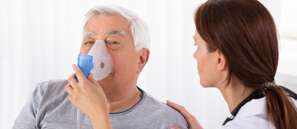 in home care for patients with chronic lung disease new york