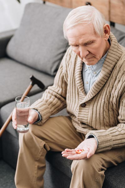 in home caregivers for seniors with mild cognitive impairment